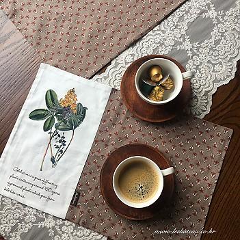 테이블메트-wild flower