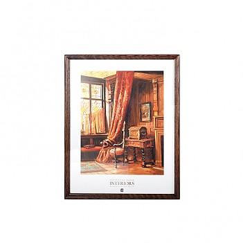 오크원목액자-창이있는 방2